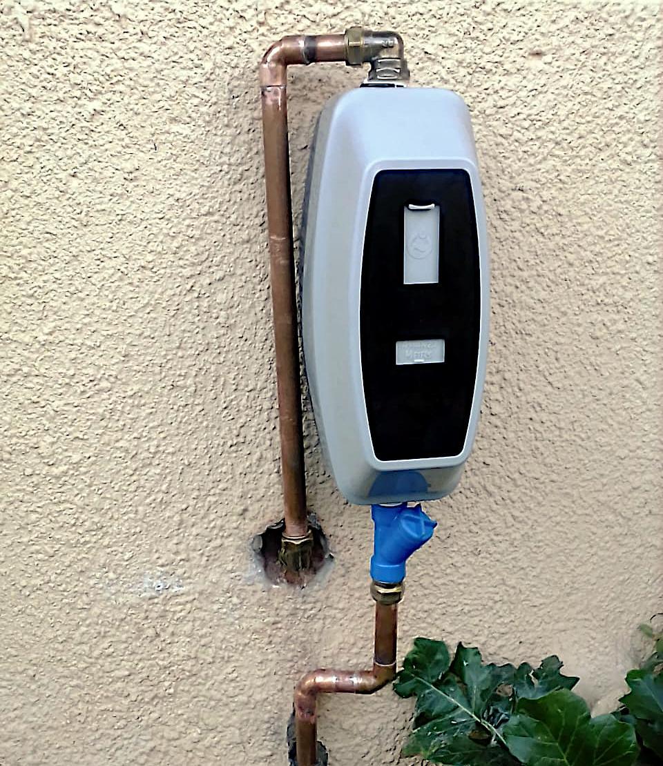Water Prepiad Meter